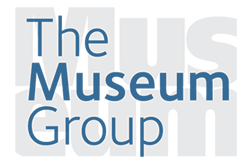 The Museum Group Retina Logo